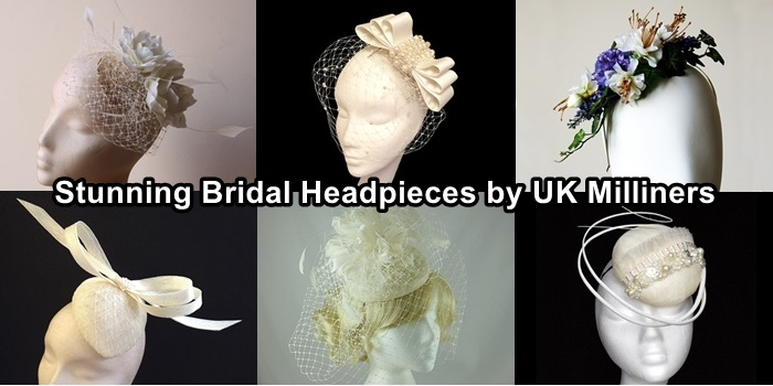 Complete Range of Bridal Headpieces